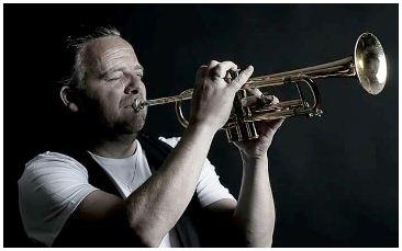 Trompettist Ronald Arkesteijn